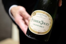 Bubbles from Perrier Jouet