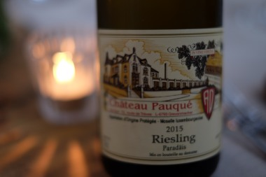 2015 Chateau Pacqué Riesling