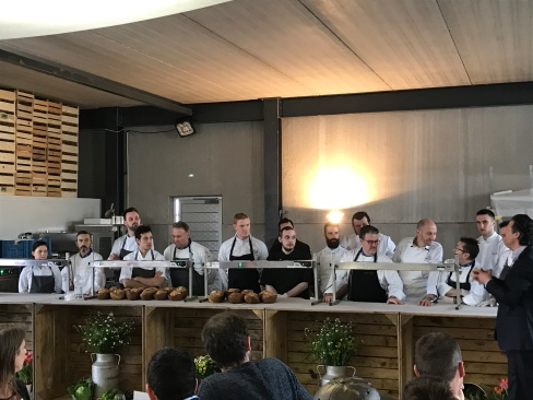 Most of Luxembourg Michelin stars gathered